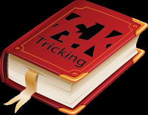 מילון מושגים ב-Tricking